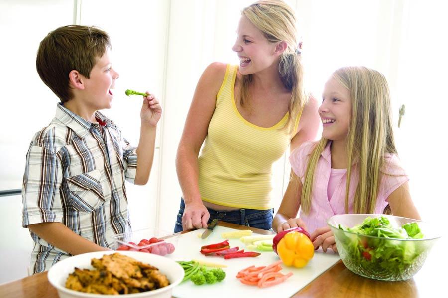 Adolescencia y nutrición