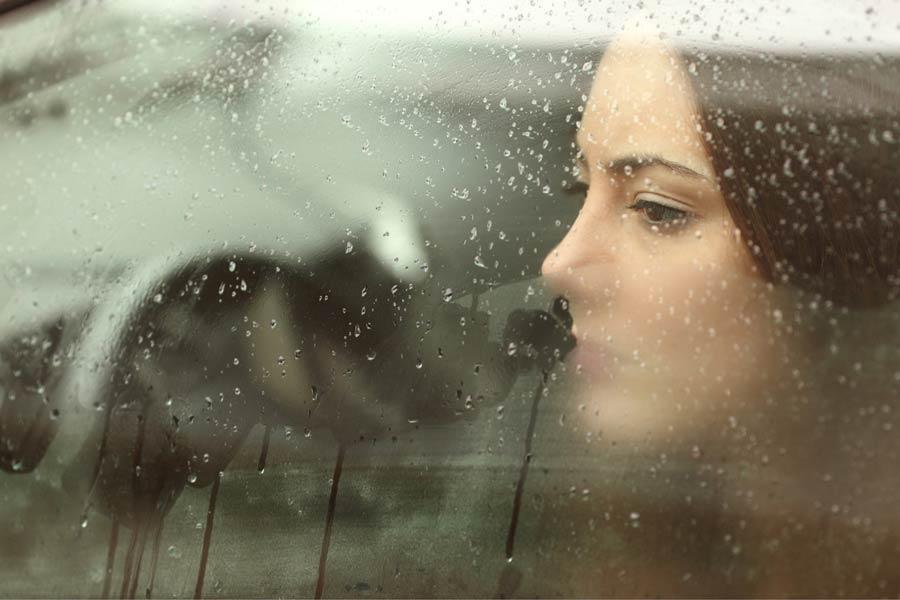 Al volante de sus pensamientos